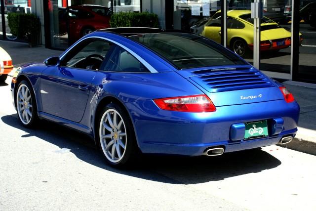 Used 2007 Porsche 911 Targa 4