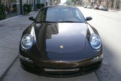 Used 2008 Porsche Carrera S Cabriolet