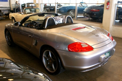 Used 2004 Porsche Boxster S 550 Spyder