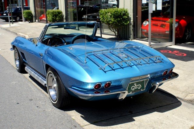 Used 1967 Chevrolet Corvette Convertible
