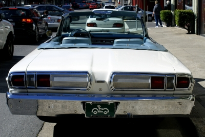 Used 1966 Plymouth Sport Fury Convertible