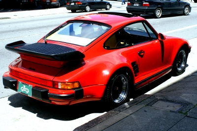 Used 1988 Porsche 911 Factory Slantnose Turbo