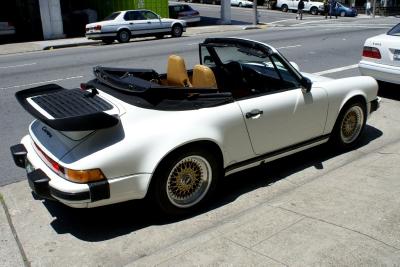 Used 1988 Porsche 911 Cabriolet