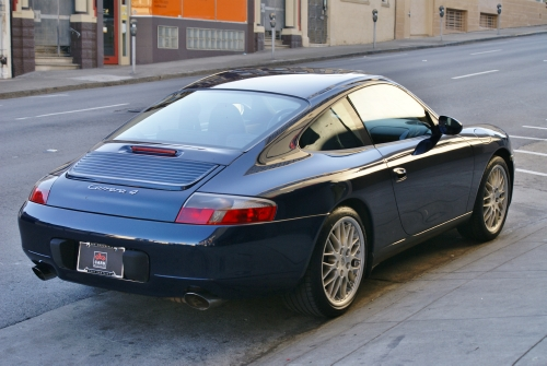 Used 2000 Porsche 911 Carrera 4