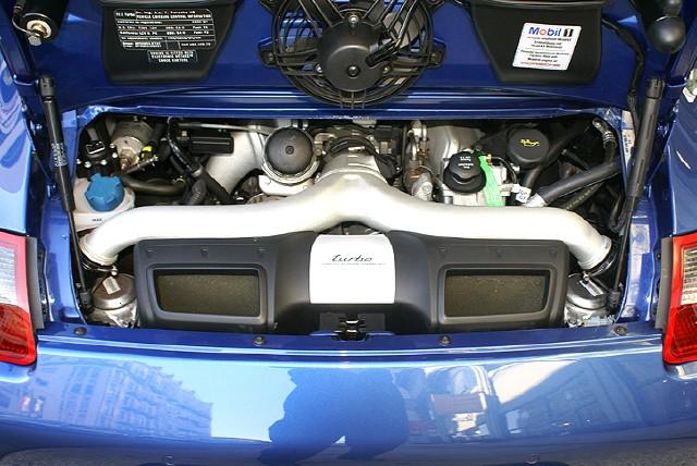 Used 2008 Porsche Turbo