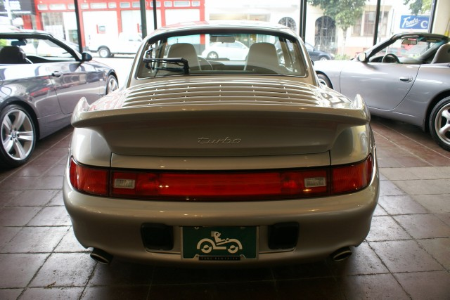 Used 1997 Porsche 911 Turbo Turbo
