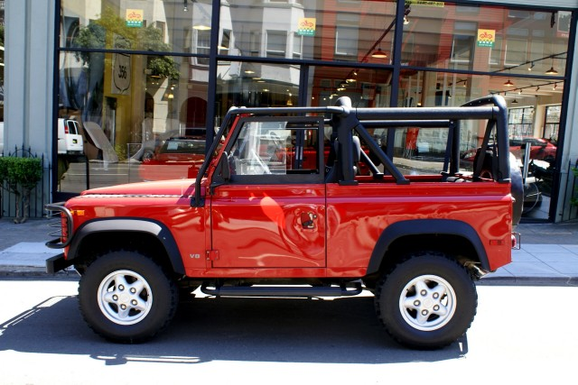 Used 1995 Land Rover Defender 90