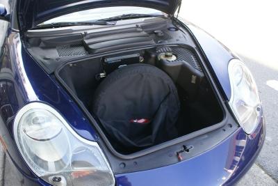 Used 2001 Porsche Carrera Cabriolet Carrera