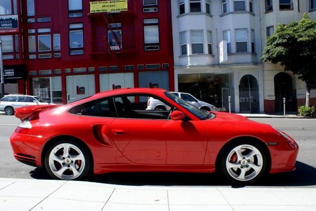 Used 2002 Porsche 911 Turbo