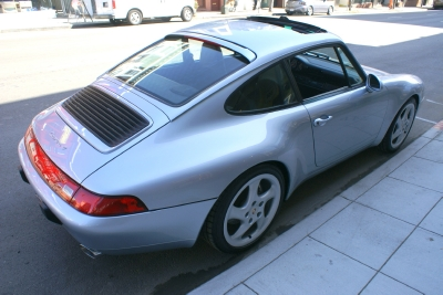 Used 1996 Porsche 911 Carrera 4