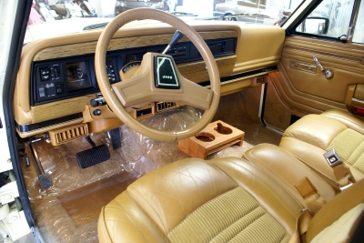Used 1986 Jeep Grand Wagoneer