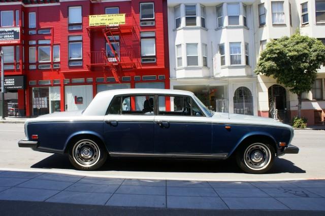 Used 1977 Rolls Royce Silver Shadow II