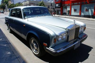 Used 1977 Rolls-Royce Silver Shadow II