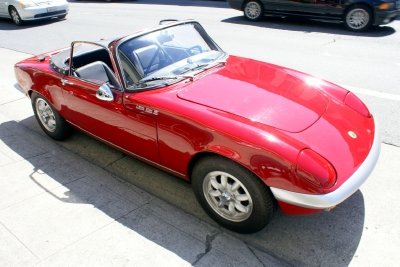 Used 1967 Lotus Elan SE S3 DHC