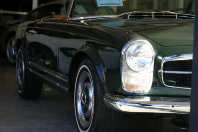 Used 1967 Mercedes Benz 250SL