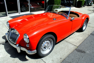 Used 1959 MG A 15001600 Special