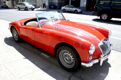 Used 1959 MG A 1500/1600 Special