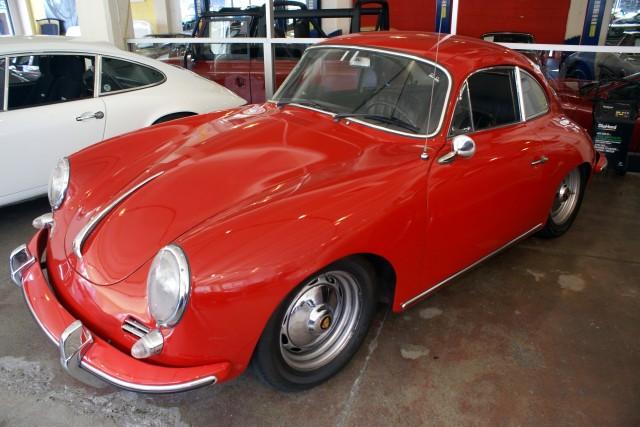 Used 1963 Porsche 356 B T 6