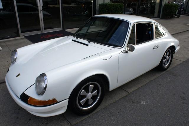 Used 1970 Porsche 911 E