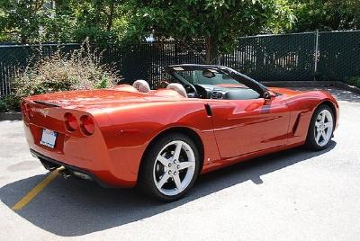Used 2006 Chevrole Corvette