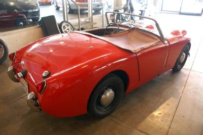 Used 1960 Austin Healey Mk 1 Sprite
