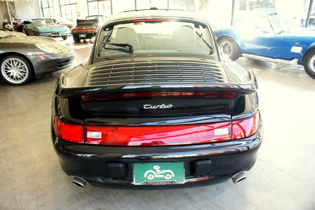 Used 1996 Porsche 911 Turbo