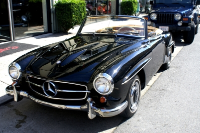 Used 1961 Mercedes Benz 190 SL