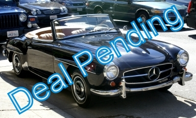 Used 1961 Mercedes-Benz 190 SL