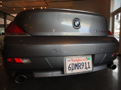 Used 2004 BMW 6 Series 645Ci