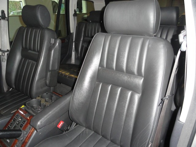 Used 2002 Land Rover Range Rover 46 HSE