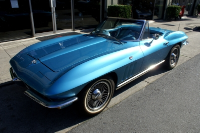 Used 1965 Chevrolet Corvette Sting Ray Convertible