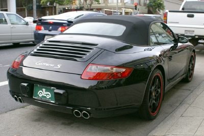 Used 2006 Porsche Carrera S Cabriolet
