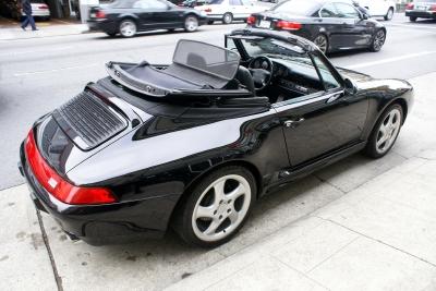 Used 1996 Porsche 911 Carrera Cabriolet