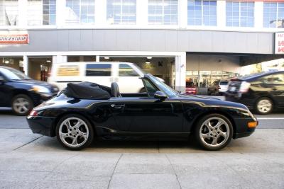 Used 1995 Porsche Carrera Cabriolet