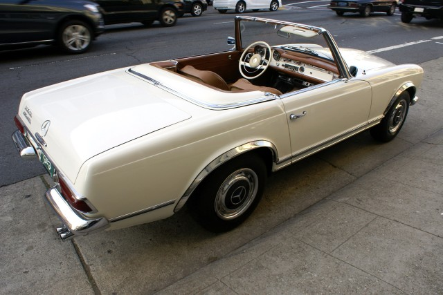 Used 1965 Mercedes Benz 230 SL