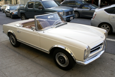 Used 1965 Mercedes-Benz 230 SL