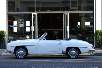 Used 1960 Mercedes Benz 190 SL