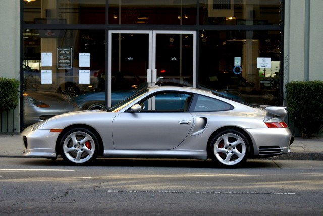 Used 2003 Porsche 911 Turbo X50