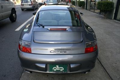 Used 2003 Porsche Carrera Coupe