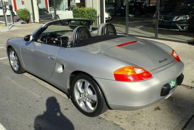 Used 2002 Porsche Boxster