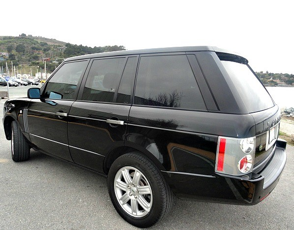 Used 2008 Land Rover Range Rover HSE