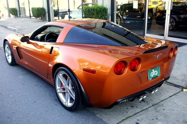 Used 2007 Chevrolet Corvette Z06