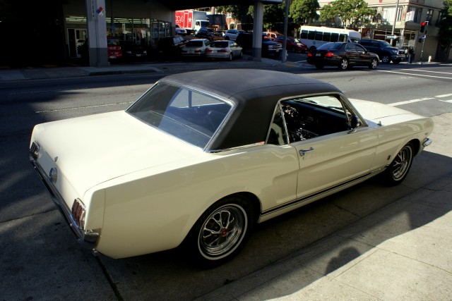 Used 1966 Ford Mustang GT Coupe