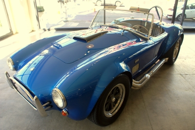 Used 2002 Shelby Cobra 40th Anniversary CSX 4213