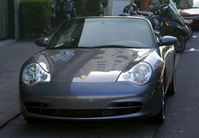 Used 2002 Porsche Carrera Cabriolet