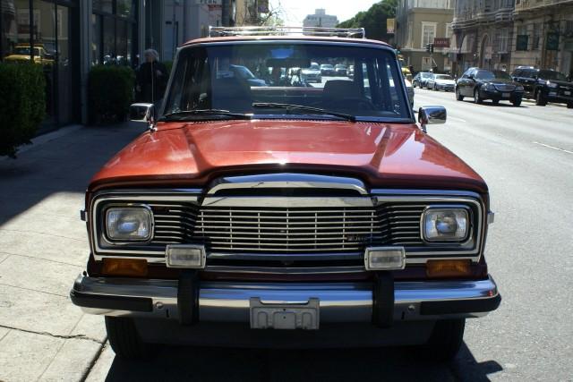 Used 1985 Jeep Grand Wagoneer