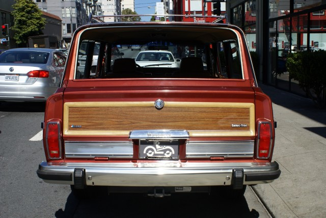 Used 1985 Jeep Grand Wagoneer