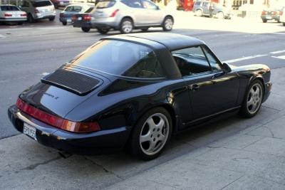 Used 1992 Porsche Carrera 2 Targa