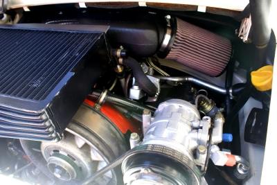 Used 1988 Porsche Turbo Slantnose