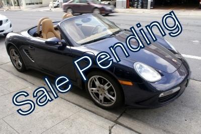 Used 2008 Porsche Boxster
